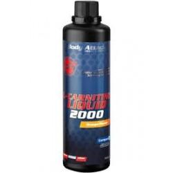 Body Attack  L-carnitine Liquid 2000 | 500ml
