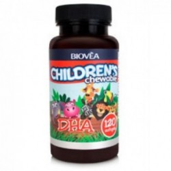 Biovea Children\'s Chewable DHA | 120 softg.