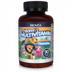 Biovea Children\'s Multivitamin Chewables | 90 caps