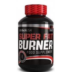 Biotech USA Super Fat Burner | 120 tabs