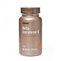 GNC Beta-Caroten 6 | 100 sgels