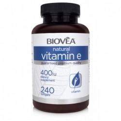 Biovea Vitamin E 400 IU | 60 softg.
