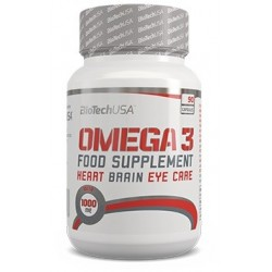 Biotech USA Omega-3 1000mg | 90 caps