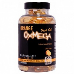 Controlled Labs OxiMega Fish Oil | 120 caps