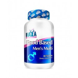 Haya Labs Food Based Men\'s Multi | 60 tabs