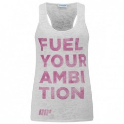 Myprotein Women's Burnout Vest Бял