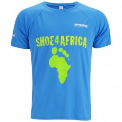 Myprotein Men's Shoe4africa T-Shirt Синя