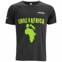 Myprotein Men's Shoe4africa T-Shirt Черна