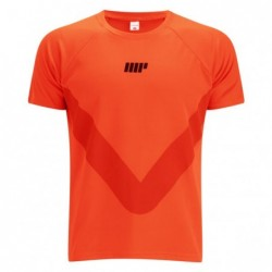Myprotein Men's Running T-Shirt Оранжева