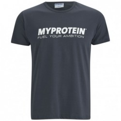 Myprotein Mens T-shirt Тъмно Сива