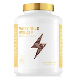 Battery Nutrition Whey Gold Isolate | 1.600kg