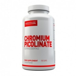 Bodyraise Chromium Picolinate 200mcg | 100 caps