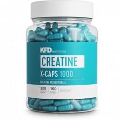 KFD Creatine X-Caps 1000 | 500 caps