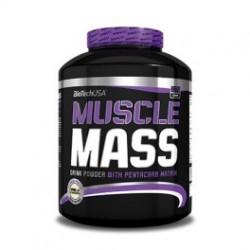 Biotech USA Muscle Mass | 2.270kg