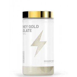 Battery Nutrition Whey Gold Isolate Natural