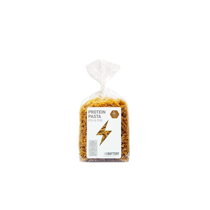 Battery Nutrition Protein Pasta
