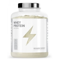Battery Nutrition Whey Protein Natural