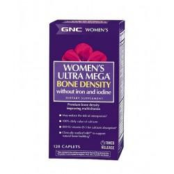 GNC Women\'s Ultra Mega Bone Density | 120 caps