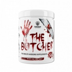 SWEDISH Supplements THE BUTCHER
