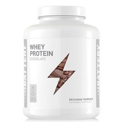 Battery Nutrition Whey Protein Cookies and Cream