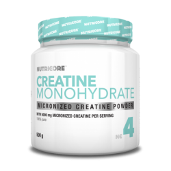 Nutricore Creatine Monohydrate | 0.500kg