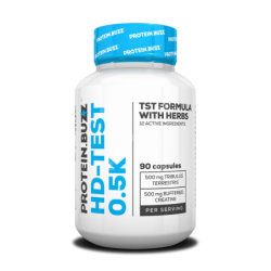 Protein.buzz HD Test 0.5k   90 caps