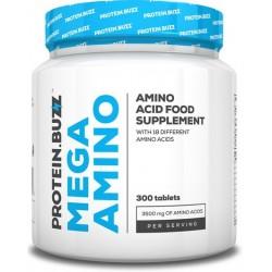 Protein.buzz Mega Amino | 300 tabs