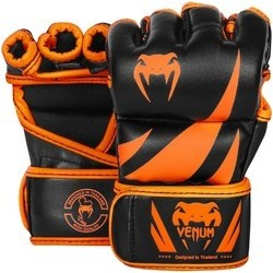 ММА РЪКАВИЦИ - VENUM - CHALLENGER MMA GLOVES - NEO ORANGE/BLACK