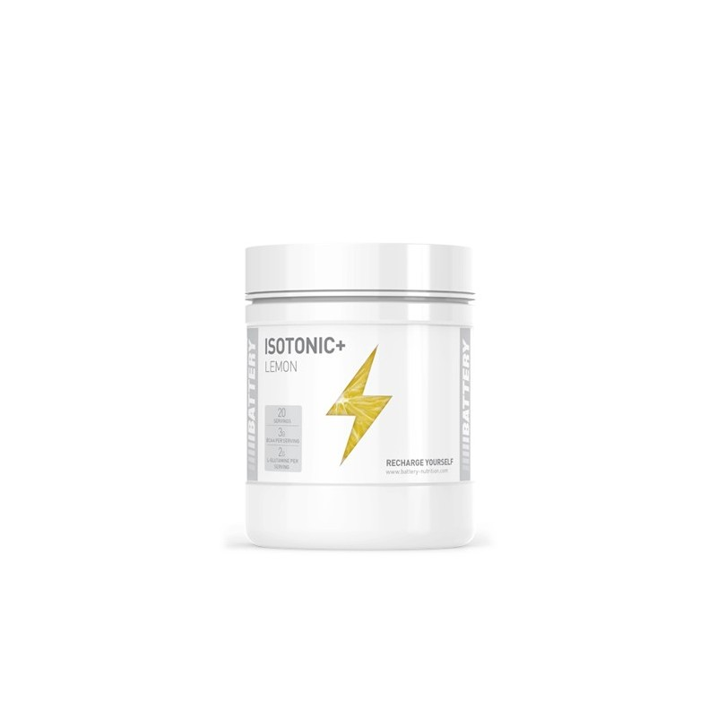Battery Nutrition Isotonic+