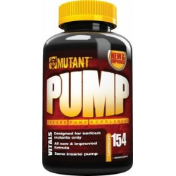 Mutant PUMP | 154 caps