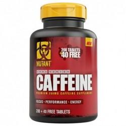Mutant Caffeine Premium 200mg | 240 tabs
