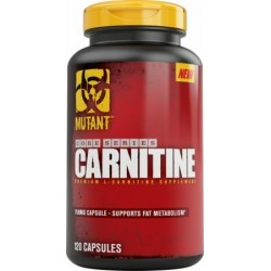 Mutant Carnitine 750mg   120 caps