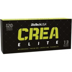 Biotech USA Crea Elite | 120 caps