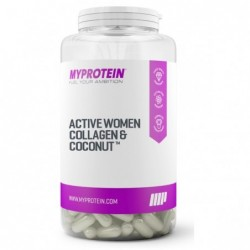 Myprotein Active Women Collagen and Coconut | 60caps
