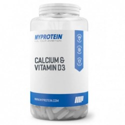 Myprotein Calcium with Vitamin D3 | 60 tabs