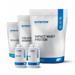 STACK ME: MYPROTEIN Lean Muscle Bundle