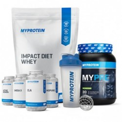 STACK ME: MYPROTEIN Women`s Transform Bundle