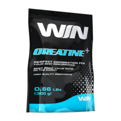 Win Nutrition Creatine + Maltodextrine | 0.300kg