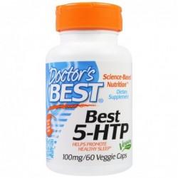 Doctor's Best 5-HTP 100mg | 60caps