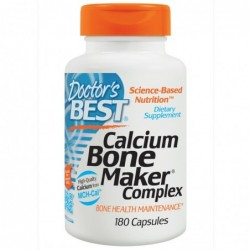 Doctor's Best Calcium Bone Maker Complex | 180caps