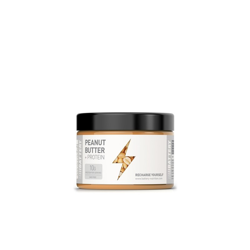 Battery Nutrition Peanut Butter