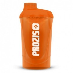 Prozis Sport Wave Shaker Orange | 600ml
