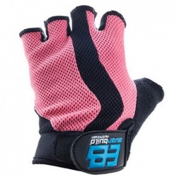 Everbuild Pro Ladies Gloves Pink/Black