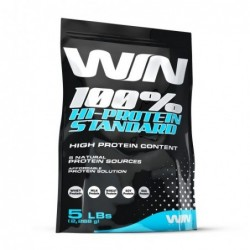 WIN Nutrition 100% Hi-Protein Standard Chocolate | 2.270kg