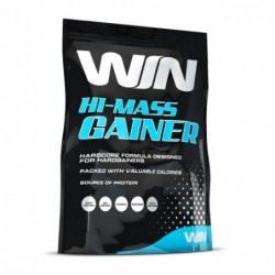 WIN Nutrition 100% Hi-Mass Gainer Chocolate | 2.270kg