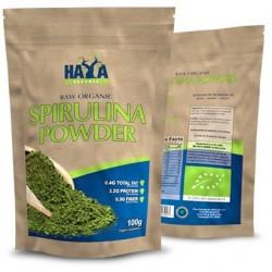 Haya Labs Organic Spirulina Powder | 0.100kg