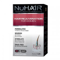 NuHair Hair Regrowth for Women | 60 tabs