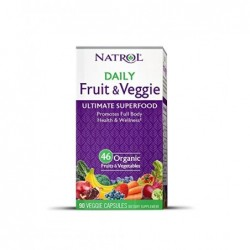 Natrol Daily Fruit and Veggie | 90caps