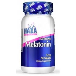 Haya Labs Melatonin Time Release 5mg | 60 tabs