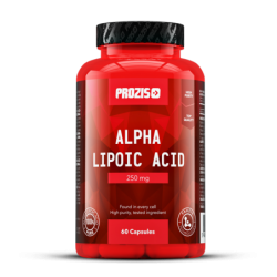 Prozis Alpha Lipoic Acid 250mg | 60 caps